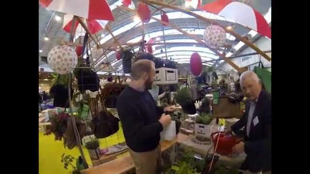 """Sonderschau Urban Gardening – Projekt """"Garten to go"""" (online)"""
