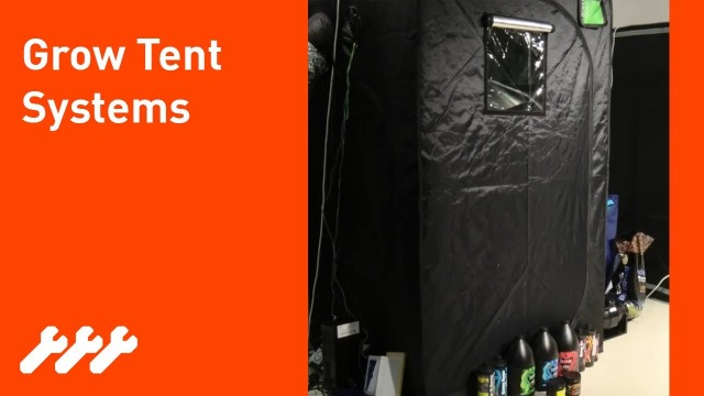 #10 – How to build a hydroponic grow box or grow tent system no expense spared