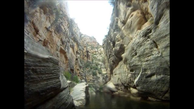 West Clear Creek – Cash Tank to the Hanging Gardens – AZPF