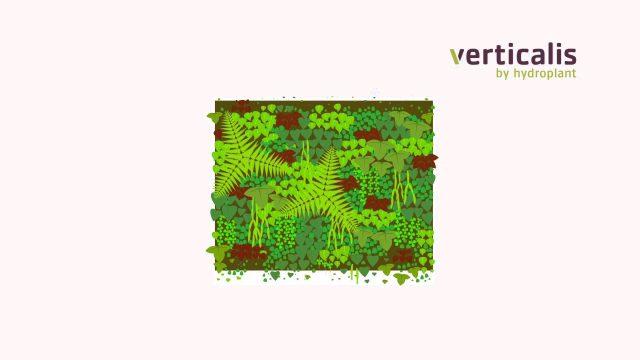 Verticalis Video – vertical green – green walls