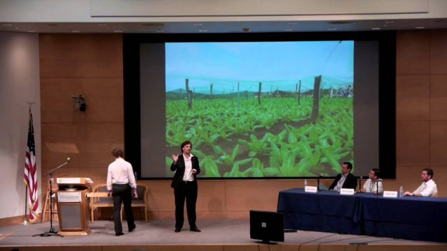 Seedstock Conference Sustainable Agriculture Entrepreneur Pitch Competition