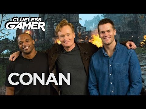 """Clueless Gamer Super Bowl Edition: """"For Honor""""  – CONAN on TBS"""