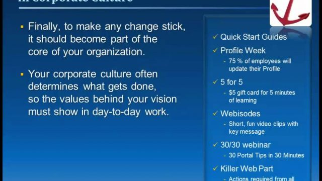 Weston Solutions WIC Intranet Case Study   Part 5
