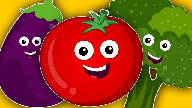 vegetables song | learn vegetables | nursery rhymes | kids songs | baby videos