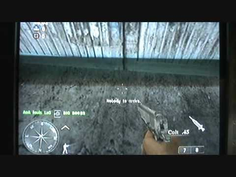 COD3 Inside Brown Roof Glitch Eder Dam