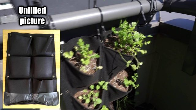 6 Pocket Planter By Invigorated Living Review
