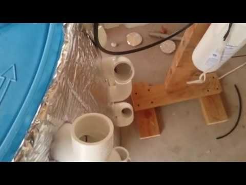 Dubai TV D I Y  High pressure Aeroponics system  Universidad Dr Ehisten Godoy Pacheco