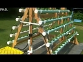 Homemade vertical hydroponic system – HOW IT'S MADE