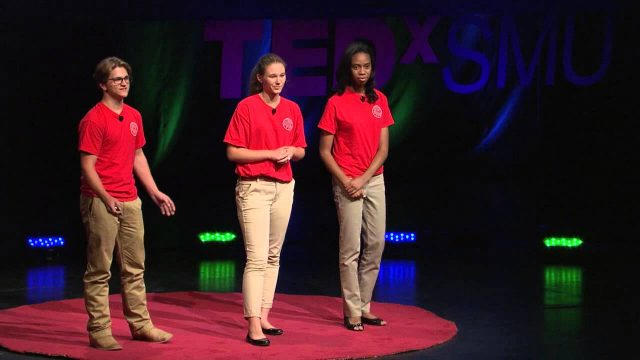 Leaving a Legacy on a New Level | McKinney Boyd High School Living Roof Team | TEDxSMU