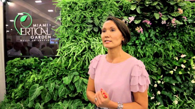 Miami Vertical Garden  and Living Wall Irrigation System