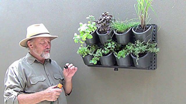 Plant & Flourish™ Vertical Garden
