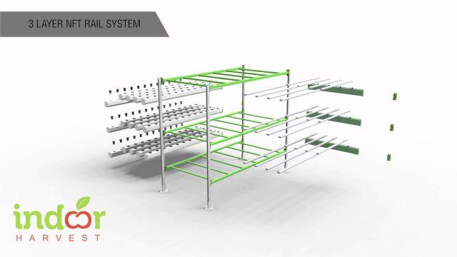 NFT Vertical Farming Platform