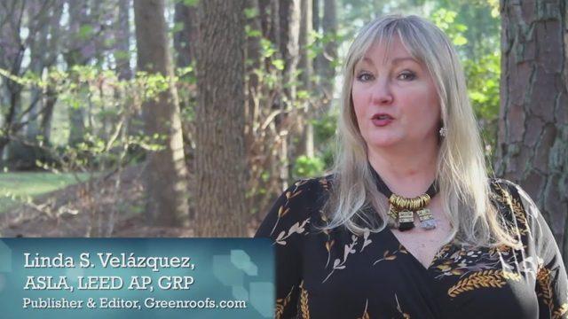 Greenroofs.com Closing Address from Linda Velazquez