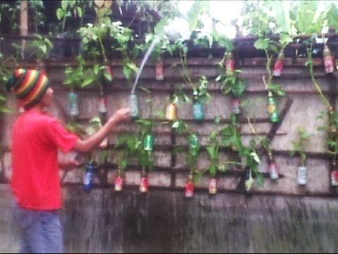 Simple Vertical Garden Ideas   Small Vegetable Garden #1