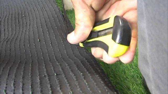 How to Install Artificial Grass for Patio – Deshe Kavua