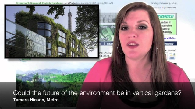 This Week in Review – 10.05.12 – Greenroofs.com