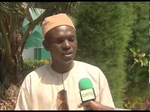 Mr. Alhagie Basse Mbodge National President Gambia Farmers Association