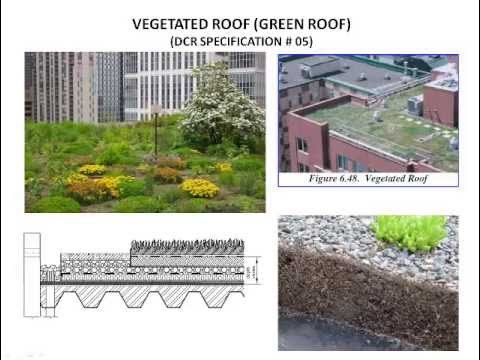 10 – SWMSOFTVA – Design of Green Roofs
