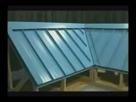 """How To Install Standing Seam Metal Roof"" by ATAS"