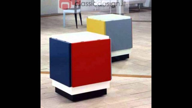 TECTA DESIGN FURNISHINGS – CLASSICDESIGN.IT