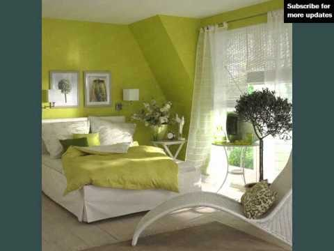 Decoration Ideas & Collcetion | Green Wall Decor