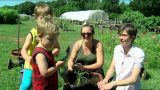 Homegrown   Gardening with Children