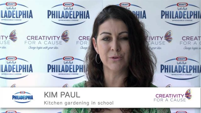 Kitchen Gardening in School – Kim Paul