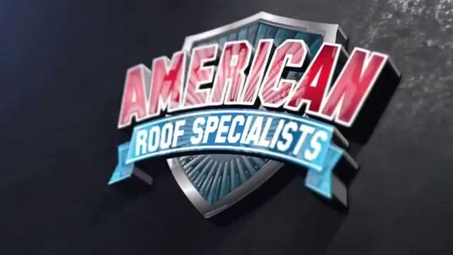American Roof Specialist Logo Tag