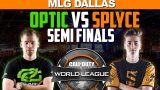 OpTic Gaming Vs Spylce MLG Dallas SemiFinals – FULL GAME