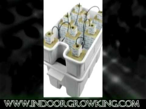 Get Hydroponics Kits & Hydroponics Lights at IndoorGrowKing